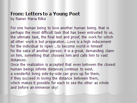 letters to a young poet rainer rilke a novel site 13760 | letters to a young poet1